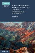 Export Restrictions on Critical Minerals and Metals: Testing the Adequacy of Wto Disciplines