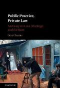 Public Practice, Private Law: An Essay on Love, Marriage, and the State