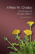 Ecological Imperialism The Biological Expansion Of Europe 900 1900