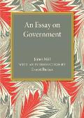 An Essay on Government