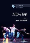Cambridge Companion to Hip Hop