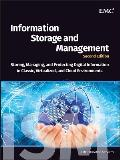 Information Storage & Management Storing Managing & Protecting Digital Information 2nd Edition