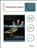 Calculus For Life Sciences First Edition Binder Ready Version