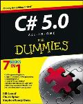 C# 5.0 2012 All in One For Dummies
