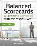 Balanced Scorecards & Operational Dashboards with Microsoft Excel 2nd Edition