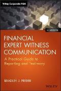 Financial Expert Witness + Ws