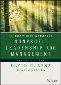 Jossey Bass Handbook Of Nonprofit Leadership & Management