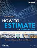 How To Estimate With Rsmeans Data Basic Skills For Building Construction