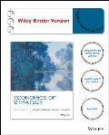 Economics Of Strategy Binder Ready Version
