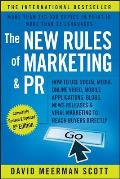 New Rules of Marketing & PR 5th...