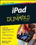 iPad For Dummies 8th Edition
