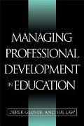 Managing Professional Development in Education