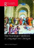 The Routledge Handbook of Language and Dialogue