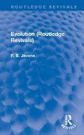 Evolution (Routledge Revivals)