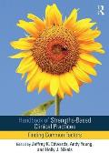 Handbook of Strengths-Based Clinical Practices: Finding Common Factors