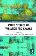 Panel Studies of Language Variation and Change