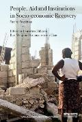 People, Aid and Institutions in Socio-Economic Recovery: Facing Fragilities