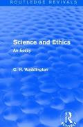 Science and Ethics: An Essay