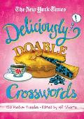 The New York Times Deliciously Doable Crosswords: 150 Medium Puzzles