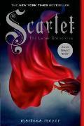 Lunar Chronicles 02 Scarlet