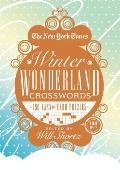 The New York Times Winter Wonderland Crosswords