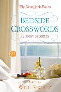 New York Times Bedside Crosswords 75 Easy Puzzles