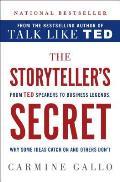 Storytellers Secret From Ted...