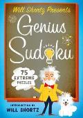 Will Shortz Presents Genius Sudoku 200 Extreme Puzzles