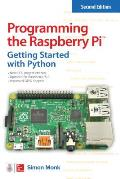 Programming the Raspberry Pi...