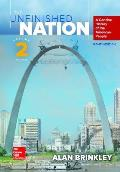 The Unfinished Nation Volume 2 with Connect 1-Term Access Card [With Access Code]