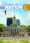 The Unfinished Nation Volume 1 with Connect 1-Term Access Card [With Access Code]