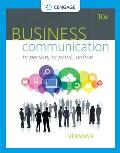 Business Communication In Person In Print Online