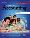 Century 21 Accounting: Multicolumn Journal, Introductory Course, Chapters 1-17, Copyright Update