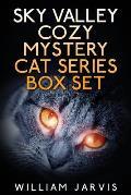 Sky Valley Cozy Mystery Cat Series Box Set