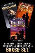 Beautiful Temptations (Motorcycle Club Romance Trilogy Box Set)