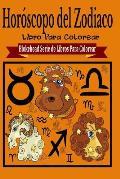 Horoscopo del Zodiaco Libro Para Colorear