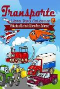 Transporte Libro Para Colorear
