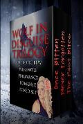 Wolf in Disguise Trilogy (an Erotic Bbw Werewolf Pregnancy Romance Series Boxed Set)