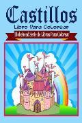 Castillos Libro Para Colorear