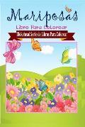 Mariposas Libro Para Colorear