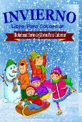 Invierno Libro Para Colorear