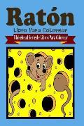 Raton Libro Para Colorear