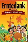 Erntedank Malbuch