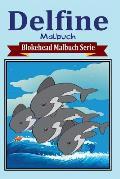 Delfine Malbuch