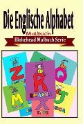 Die Englische Alphabet Malbuch