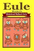 Eule Malbuch