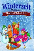 Winterzeit Malbuch