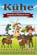 Kuhe Malbuch