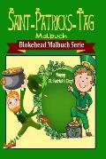 Saint-Patricks-Tag Malbuch