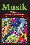 Musik Malbuch
